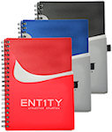 Abstract Pocket Notebooks